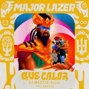 Major Lazer - Que Calor [Saweetie Remix] ft. J Balvin
